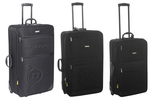 Dunlop Suitcase Trolley mit 80% bei Sportsdirect in verschiedenen Größen