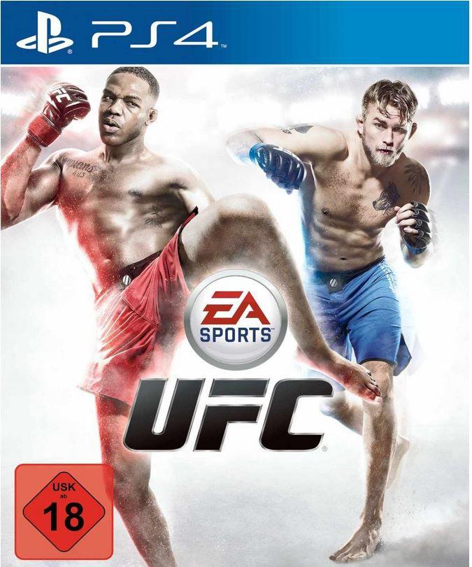 EA SPORTS UFC   PS4 Action Game für 39,99€