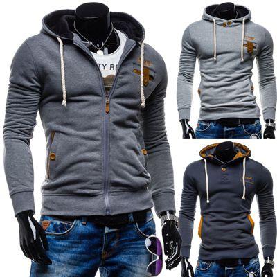 EXTREME Kapuzenpullover Verschiedene Extreme Pullover und Sweatjacken für je nur 15,95€