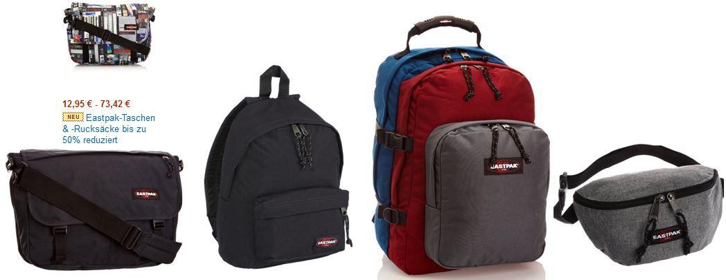 Eastpack Koffer SALE mit Rabatten bis zu 70% @Amazon   Update!