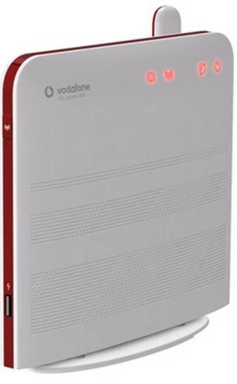 Easybox 602 W LAN DSL Router Vodafone Easybox 602 (B Ware) für 8,88€