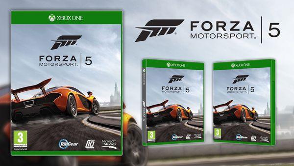 Forza 5 Forza Motorsport 5 (Xbox One) für 23,35€