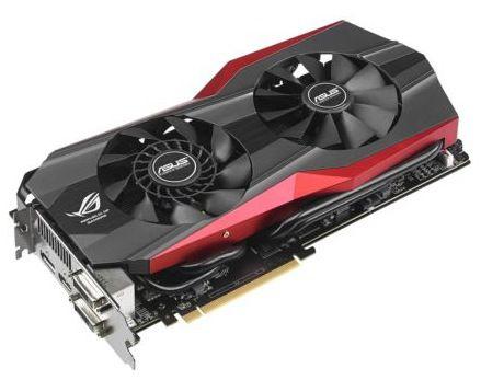 GeForce ROG MATRIX GTX 780 Asus GeForce ROG MATRIX GTX 780 Ti mit 3GB für 444€ (statt 615€)