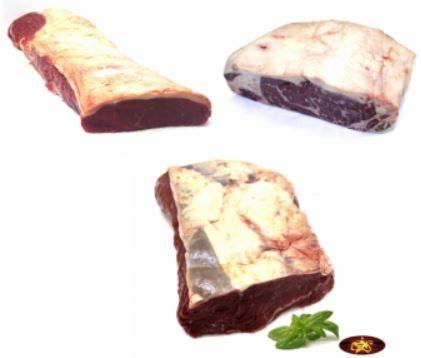 GourmetStar Grillpakete günstig   z.B. 2.2Kg Entrecote vom Alpen & Pomm Rind ab 55€ inkl. Versand