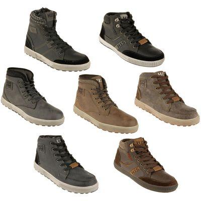 H.I.S Boots H.I.S Freizeitschuhe   7 verschiedene Modelle für je 29,95€