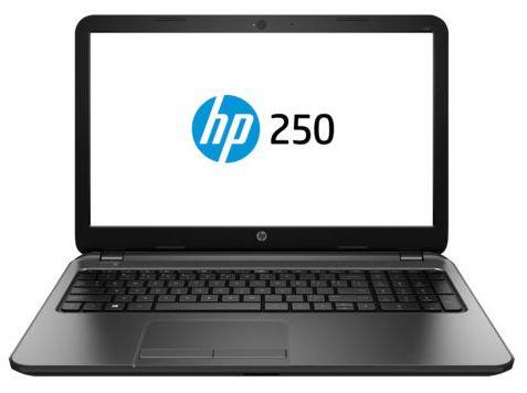 HP 250 G3 J4R74EA   15,6 Zoll Einsteiger Notebook (Celeron, 2GB Ram, 500GB, Windows 8.1) für 239€ (statt 295€)