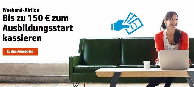 HP Gutscheine Weekend Aktion: Bis zu 150€ Rabatt im HP Online Shop
