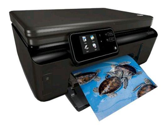 Top! HP Photosmart 5520 All in One Drucker mit WLAN (B Ware) für 39€ (statt 80€)