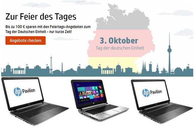 HP Rabatte HP Pavilion 17 f012ng   17 Zoll Notebook mit i7und 1TB HDD statt 774€ für 679€ und mehr HP Angebote mit sofort Rabatt!