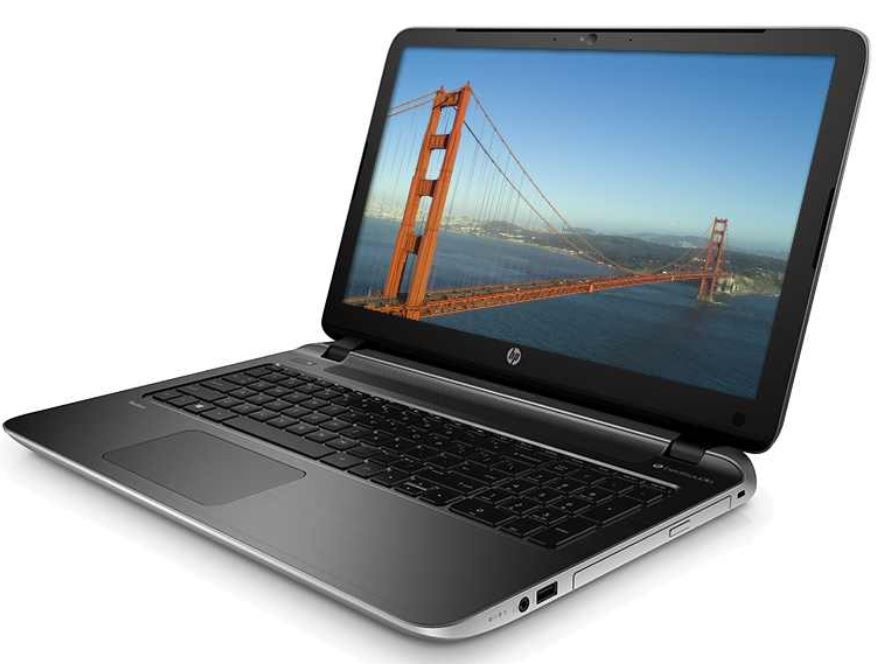 HP HP Pavilion 15 p025ng   15,6 Notebook mit FULL HD, Intel Pentium N3530 QuadCore, 4GB RAM, 500GB HDD ab 299€