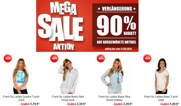 Mega Sale bei den Hoodboyz mit bis zu 90% Rabatt auf ausgewählte Artikel   Update!