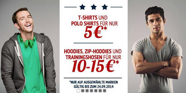 Hoodboyz5 T Shirts & Polos für 5€   Hoodies, Zipper und Trainingshosen 10 15€ bei Hoodboyz   Update