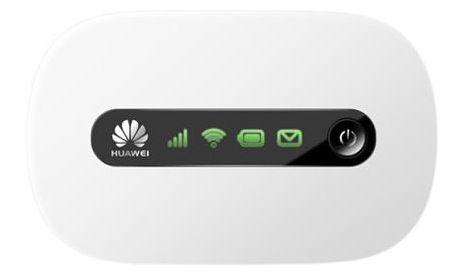 Huawei E5220 SCHNELL! Huawei E5220 mobiler 3G WiFi Hotspot für 32,89€