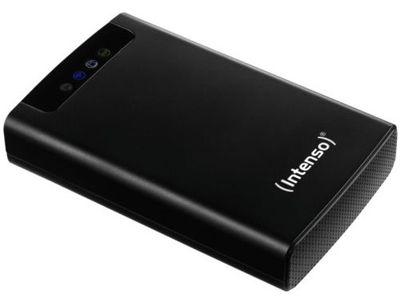 Intenso Memory 2 Move   Netzwerkfestplatte (1 TB, USB 3.0, WLAN, 2,5) für 78,90€