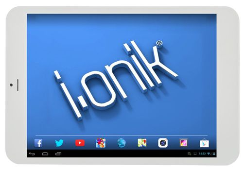 Ionik TP7.85 1200QC Ionik TP7.85 1200QC   7,85 Zoll IPS Tablet (WLAN, 1,2GHz, 8GB Speicher, 1GB Ram) für 66€