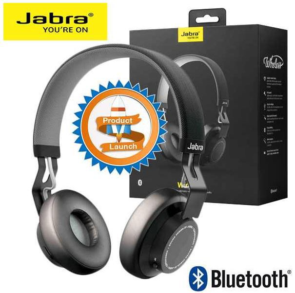 Jabra Move   Wireless Bluetooth 4.0 Headset inkl. Mikrofon für 75,90€