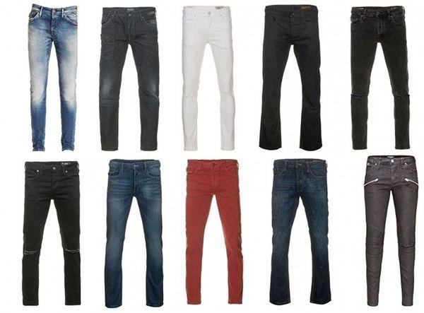 Jack & Jones Denim Herren Jeans für nur 26,99€   10 verschiedene Modelle