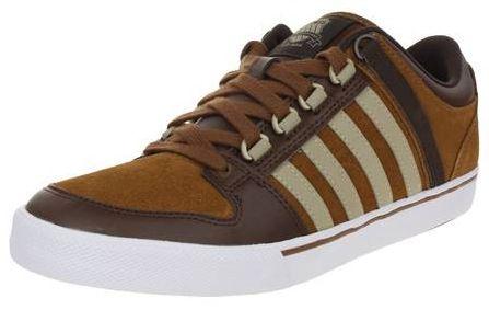 K Swiss Alvary SDE VNZ Herren Sneaker in Braun für 37,15€
