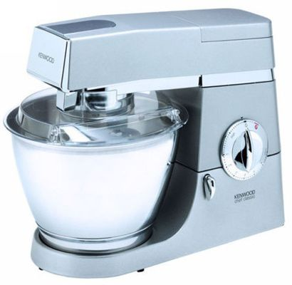Kenwood KM 416 Kenwood KM 416 Chef Classic   Küchenmaschine statt 207€ für 179,99€   wieder da!