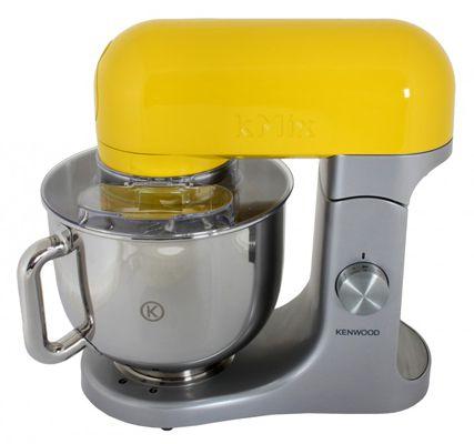 Kenwood kMix KMX98 Kuechenmaschine Gelb 5 Kenwood kMix KMX98 Küchenmaschine für 249€ (statt 499€)