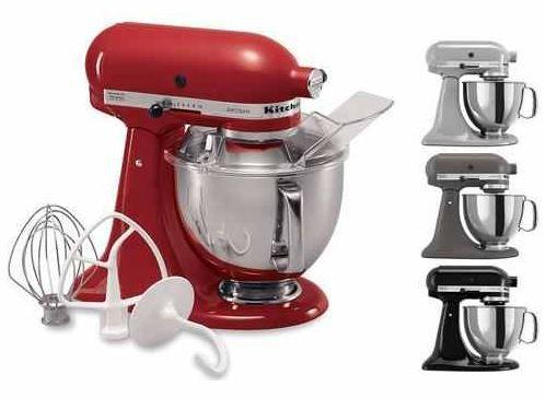 Kitchen aid KitchenAid Artisan   Professionelle Küchenmaschine für 408,90€   Update