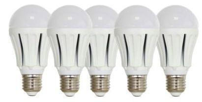 Verschiedene LED Leuchtmittel im 5er Pack für 19,95€   z.B. Ranex XQ Lite (E27, 7W, 470 Lumen)