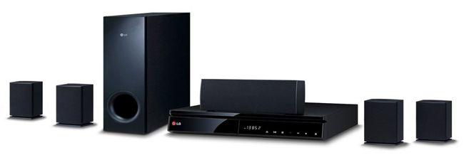 LG BH6230S   3D Blu Ray 5.1 Heimkinosystem für 158,47€