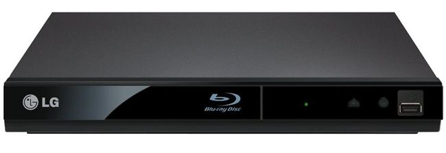 LG BP 135   Blu ray Player (USB, MKV, Dolby Digital, DTS/DTS HD) für 42,89€