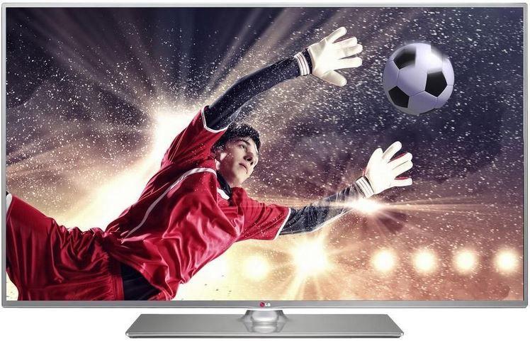 LG 42LB650V   42Zoll Wlan Cinema 3D Smart TV mit triple Tuner für 399€