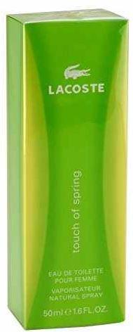 Lacoste Touch of Spring   Parfüm 50ml EdT statt 75€ für 49,97€