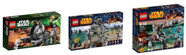 Lego Artikel 20% Rabatt auf Lego Artikel der Serien Duplo, Star Wars und Technik