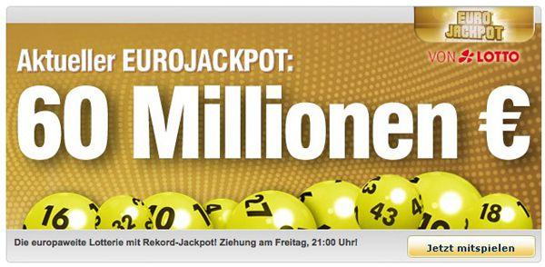 lottobay mit 5€ Neukunden Gutschein bei nur 6,60€ MBW