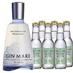 Top! Gin Mare + 6 x Fever Tree Tonic Water für 41,90€ (statt 48€)