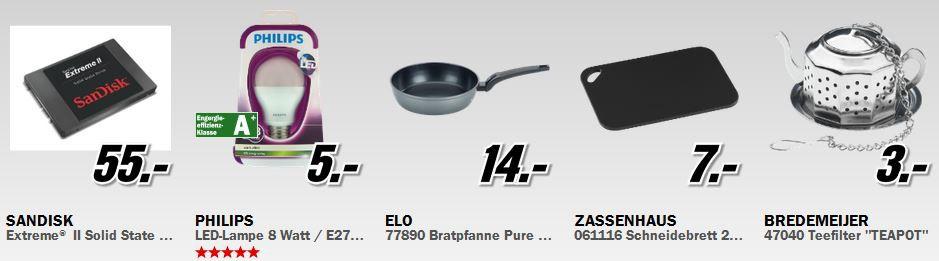 Media Markt Restposten Aktion: z.B. LG 55Zoll Smart TV für 690€