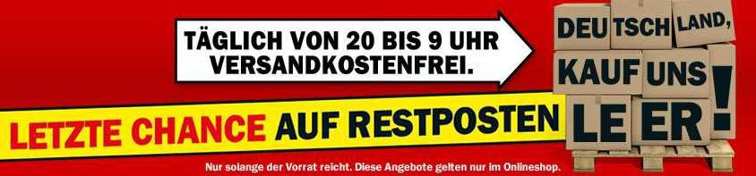 Media Markt Restposten Aktion: z.B. The Walking Dead – Staffel 3 ab 29€