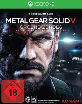 Metal Gear Solid V: Ground Zeroes (Xbox One) für 14,99€