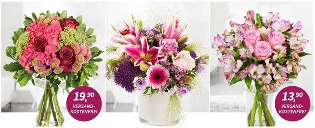 Miflora Blumen Top! Wahnsinnige 50% Rabatt auf ALLES bei Miflora   nur bis 22 Uhr!