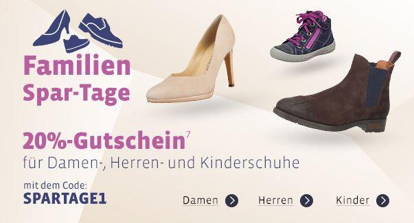 mirapodo mit 20% Rabatt auf (fast) alle Schuhe wie Buffalo, s.Oliver, Nike, Convese, Adidas oder Skechers....   Update!