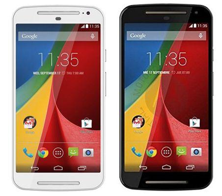 Motorola Moto G mit Dual Sim (1,2GHz, 8MP, 8GB) für 162,98€