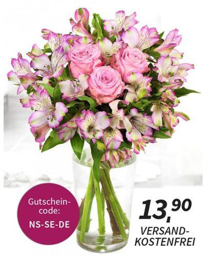 Miflora: Nachtschwärmer Blumenstrauß für 13,90€ inkl. Versand