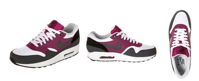 Nike Air Max 1 Essential Sneaker (weiß/grau/pink) für 64,95€
