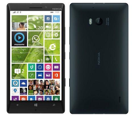 Nokia Lumia 930 Nokia Lumia 930 (LTE, 20 Megapixel, 5 Zoll, 32GB, Windows 8.1)   B WARE  für 189€ (statt 270€)