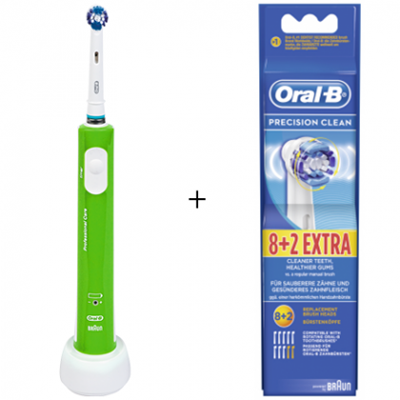 Oral-B Professional Care 600 grün