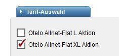 Otelo Otelo Vodafone Allnet Flat L Vertrag  mit Top Prämien wie HTC one M8, iPhone 5S u.a. ab 24,99€ monatl.