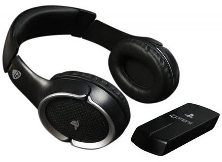 4Gamers   PS4 Wireless Stereo Gaming Headset für 28,90€ inkl. Versand   Update!