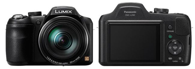 Panasonic Lumix DMC LZ40 Panasonic Lumix DMC LZ40 Bridgekamera für 139,95€   Update!