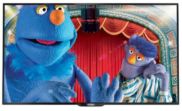 Philips 40PFH4309   40 Zoll Full HD Fernseher mit Double Tuner für 286,32€