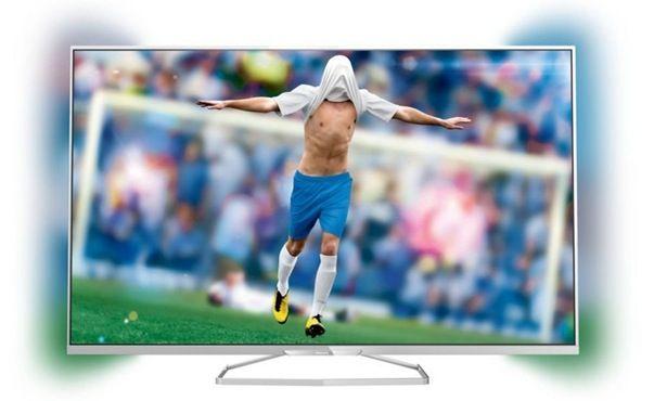 Philips 48PFK6609 Philips 48PFK6609   48 Zoll 3D LED Fernseher mit Triple Tuner für 549€
