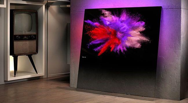 Philips 55PDL8908S – 55 Zoll Ambilight TV mit Glas Standfuß für 1006€