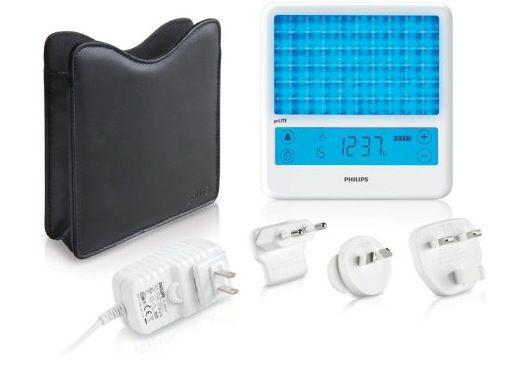 Philips HF3330 Philips HF3330/01 goLITE BLU Lichttherapiegerät (250 Lux, ohne UV Strahlung) für 99€ (statt 145€)